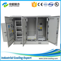 Outdoor IP55 electronic cooling cabinet