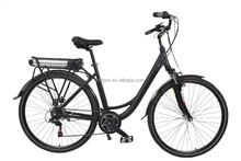 european style middle motor electric bike
