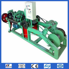 Strong Durable Popular barbed wire machine for sale Barbed wire making machinery