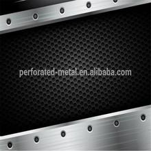 Anti-corrosion Perfroated Metal Mesh/ Aluminium Perforated security door