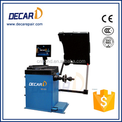 Wheel balancer used auto workshop equipment for sale CE