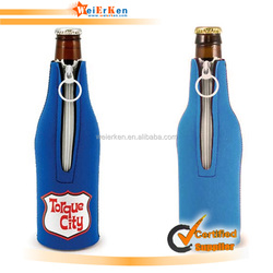 3mm Neoprene Beer Bottle Cover