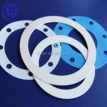 flat teflon/ptfe seal ring washer, world gasket