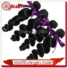 Lovely can be dyed cheap price hair, 100% virgin hair extensions new jersey
