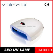 48W LED Nail Lamp Have Simple Outline