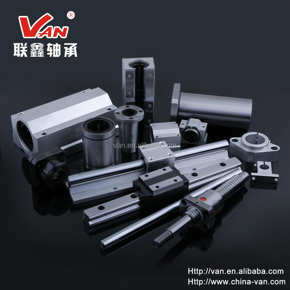 Linear Motion Stepper Motors From Van Bearing Co Ltd