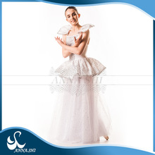 Anna Shi new design Stretch Performance long ballet tutu adult costume