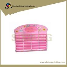 Body shop skin cleaner lotion carton display box