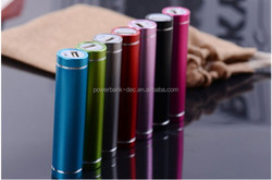 External Battery, Portable Power Bank Charger, Cheapest Factory Price power bank 2600mah