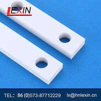 Wear Resistance Polyesters / Papermaking Industry Zro2 Ceramic Zirconia Parts/blade