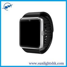 2015 new design touch screen gsm smart phone watch GT08 whatsapp smart watch phone