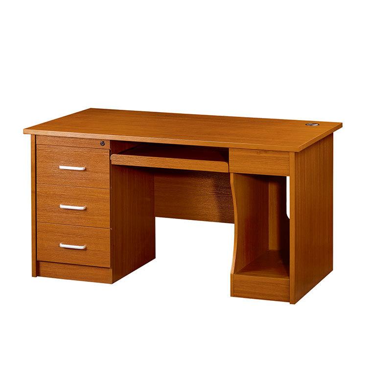 Estilo simples melamina barato de madeira mesa do for Escritorios para oficina precios
