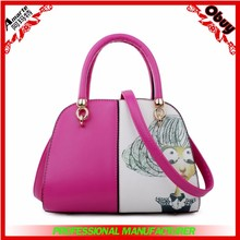 Factory wholesale China branded ladies sling bag side bags for women