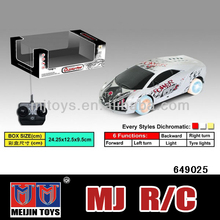 electric toy for kid plastic mini rc race track car
