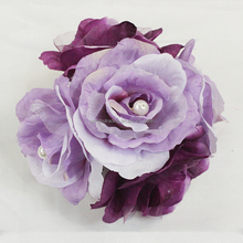 Wholesale artificial pink tulip flower bouquet pu popular flowers