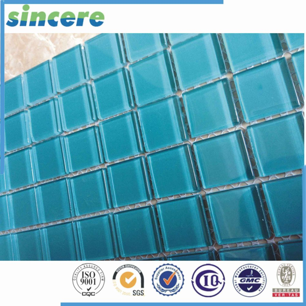 Crystal Glass Mosaic Swimming Pool Tiles,Cheap Swimming Pool Tile ...