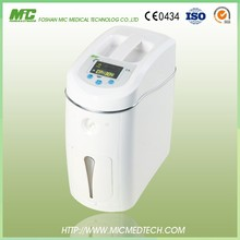 portable battery operated oxygen concentratorl 3L for wholesale with portable bag and portable cart