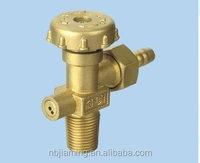 LPG bottle valve