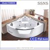 2 person indoor inflatable hot tub with massage whirlpool function