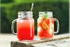 Hot sales FDA,SGS Certification food grade glass mason jar with mental lid