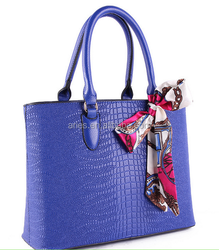 Europe newest style fashion ladies shoulder bag, new design ladies hand shopping bag