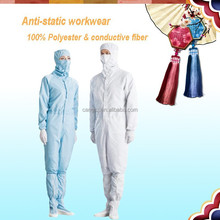 Cleanroom coveralls, Anti-static garments, factory directly delivery