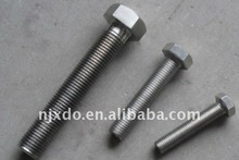 317L 1.4438 DIN 7999 Hexagon Fit Bolt Hex Bolt High Strength Stainless Steel Fasteners Super Authentic Stainless Steel