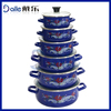 2015 Hot sale new High Quality enamel cookware