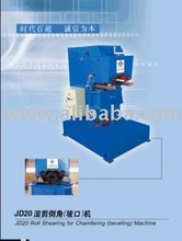 Gd20 Roll Shearing For Chamfering (Beveling) Machine