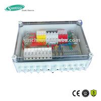 Professional manufacturer strings solar pv array junction box solar inverter pv box