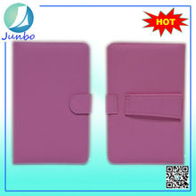 Universal Fancy Leather Tablet Cover Case With Keyboard