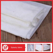 Warp knitting dazzle fabric/bright plain fabric,100% polyester