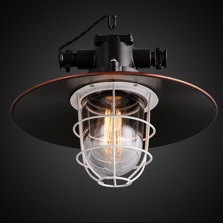 بأثر رجعي led جديد ريترو ستايل لوفت الأمريكية خمر قلادة أضواء مصباح في فندق قابل لل مقهى