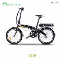 ELECYCLE 36V lithium battery for electric bike with samsung lithium battery, 7 speeds,kenda tire