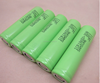 100% cylinder 3.7v 3000mah18650 lithium ion battery cell icr18650-30b 3000mah 18650 green li ion rechargeable battery