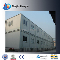 Ce certification well-designed high qualified prefab house modules