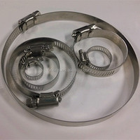 automotive hose clamps/10 inch pipe clamp