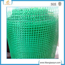 Manufacturing C-glass fiberglass mesh for waterproofing