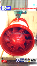 Roof top ventilation fan with large air volume/Exported to Europe/Russia/Iran