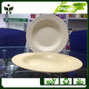 biodegradable smart dish eco-friendly plate bamboo dish