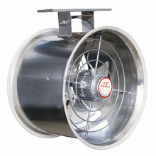 Low Noise Wall Mounted Circulation Fan