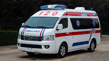 Chinese Brand Advanced Desgin And Advanced Equipment Mobile Ambulance