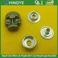 Shap crânio botão de pressão de Metal para Jacket --- MA1218