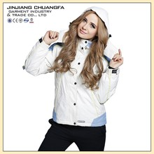 Good quality new fashion style winter jacket for women