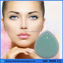 makeup brushes free samples silicone facial brush for face cleansing
