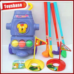 kids plastic golf club toy