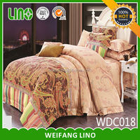 american made bed sheets/bed linen satin/bed sheets made in india