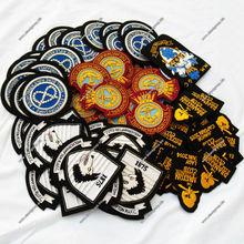 Insignias bordadas de la Guardia Civil | PARCHE DE PECHO - DIVISIÓN