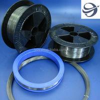99.95% dia0.18mm Molybdenum wire for EDM cut machine