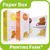 Taiwan Offset Printing Food Paper Packaging Box